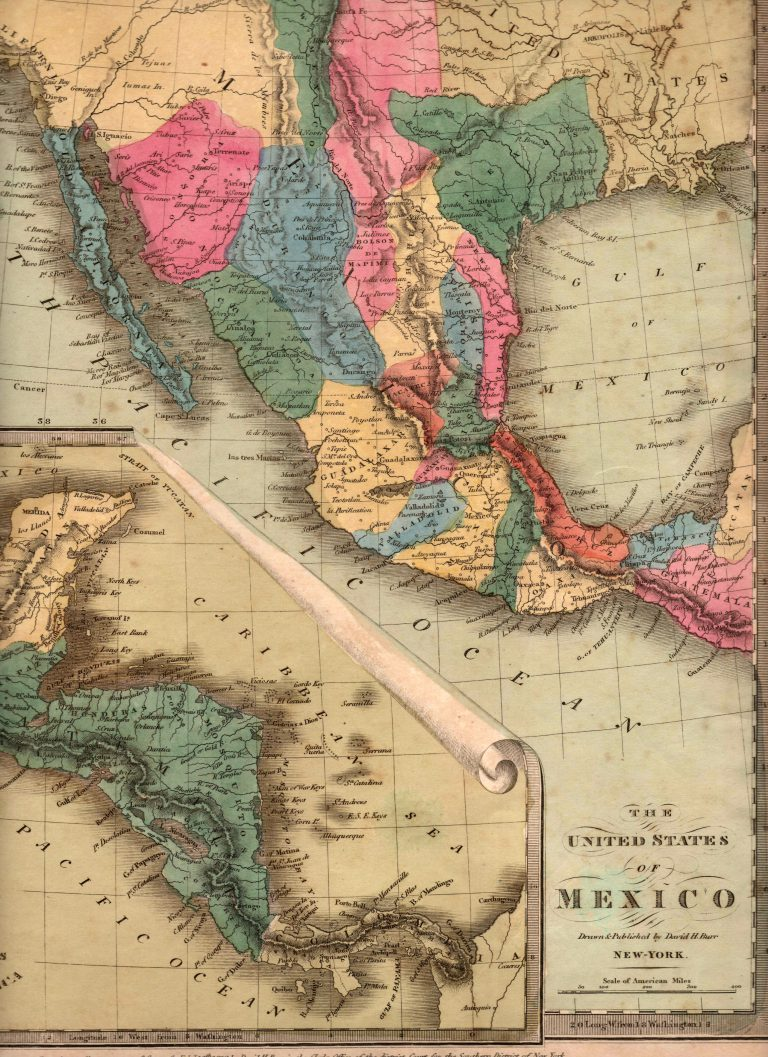 18321835 the united states of mexico